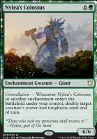 Commander 2018: Nylea's Colossus