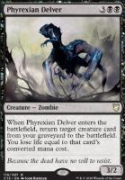 Commander 2018: Phyrexian Delver
