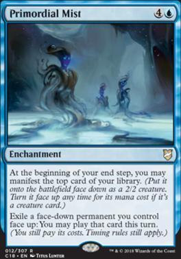 Commander 2018: Primordial Mist