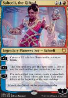Commander 2018: Saheeli, the Gifted (Foil)