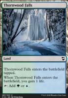 Commander 2018: Thornwood Falls