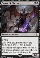 Commander 2018: Sower of Discord