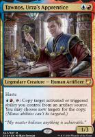 Commander 2018: Tawnos, Urza's Apprentice (Foil)