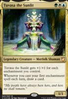 Commander 2018: Tuvasa the Sunlit (Foil)