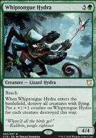 Commander 2018: Whiptongue Hydra