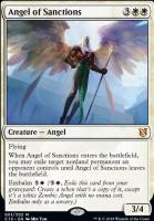Commander 2019: Angel of Sanctions
