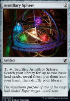 Commander 2019: Armillary Sphere