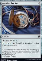 Commander 2019: Azorius Locket