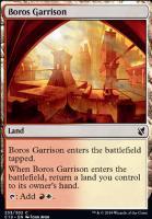 Commander 2019: Boros Garrison