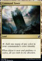 Commander 2019: Command Tower
