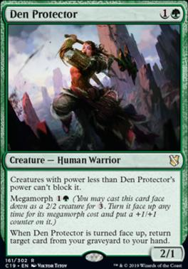 Commander 2019: Den Protector