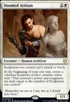 Commander 2019: Doomed Artisan