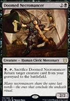 Commander 2019: Doomed Necromancer