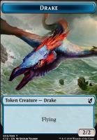 Commander 2019: Drake Token - Human Token