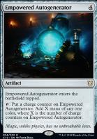 Commander 2019: Empowered Autogenerator