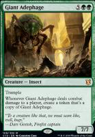 Commander 2019: Giant Adephage