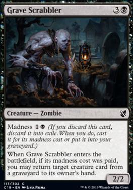 Grave Scrabbler | Commander 2019 | Commander | Card Kingdom