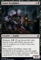 Commander 2019: Grave Scrabbler