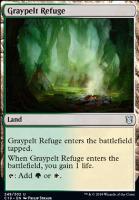 Commander 2019: Graypelt Refuge