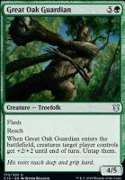 Commander 2019: Great Oak Guardian