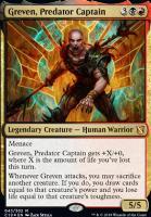 Commander 2019: Greven, Predator Captain (Foil)