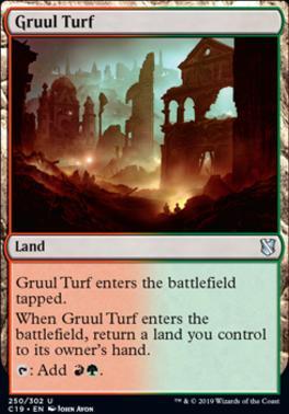 Commander 2019: Gruul Turf