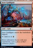 Commander 2019: Izzet Guildgate