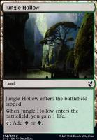 Commander 2019: Jungle Hollow