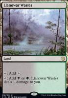 Commander 2019: Llanowar Wastes