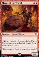 Commander 2019: Magus of the Wheel