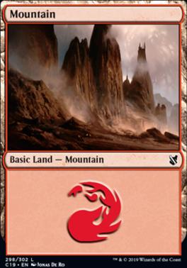 Commander 2019: Mountain (298 B)