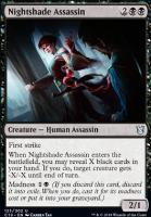 Commander 2019: Nightshade Assassin