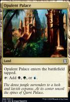 Commander 2019: Opulent Palace