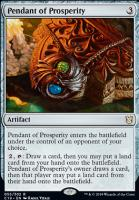Commander 2019: Pendant of Prosperity