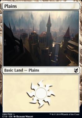 Commander 2019: Plains (290 C)
