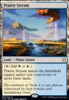 Commander 2019: Prairie Stream
