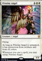 Commander 2019: Pristine Angel