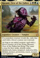 Commander 2019: Rayami, First of the Fallen (Foil)