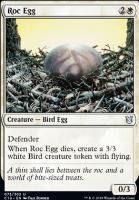 Commander 2019: Roc Egg