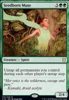 Commander 2019: Seedborn Muse