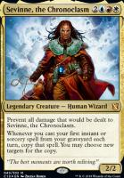Commander 2019: Sevinne, the Chronoclasm (Foil)