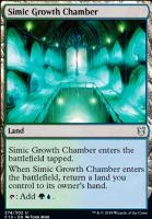 Commander 2019: Simic Growth Chamber