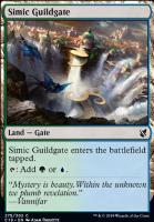 Commander 2019: Simic Guildgate
