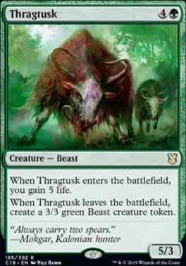 Commander 2019: Thragtusk