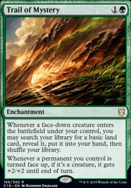 Commander 2019: Trail of Mystery