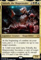 Commander 2019: Volrath, the Shapestealer (Foil)