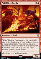 Commander 2019: Wildfire Devils