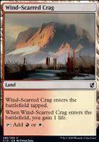Commander 2019: Wind-Scarred Crag