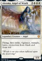 Commander 2020: Akroma, Angel of Wrath