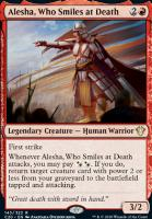 Commander 2020: Alesha, Who Smiles at Death